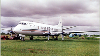 Viscount for sale in the Democratic Republic of Congo.