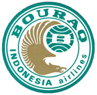Bouraq Indonesia Airlines logo