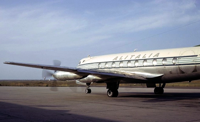 Photo of Alitalia Viscount I-LARK c/n 329