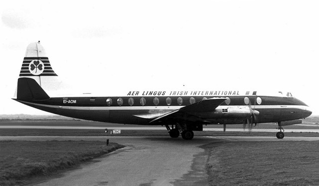 Viscount c/n 178 EI-AOM