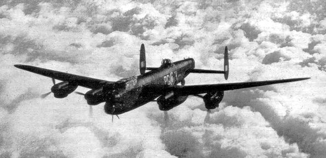 The Avro Lancaster was one of Britain's most successful World War II bombers