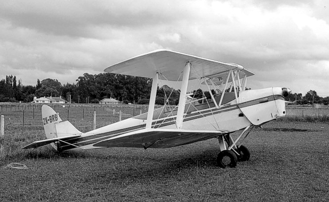Tiger Moth ZK-BRB
