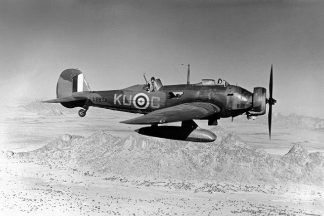 Vickers Wellesley, a general purpose aircraft for the RAF