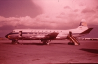 Photo of Deutsche Lufthansa AG Viscount D-ANIP before correction