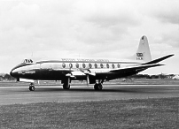 Photo of Vickers-Armstrongs (Aircraft) Ltd Viscount G-ALWE