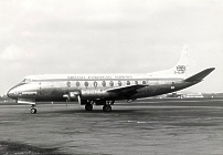 Photo of British European Airways Corporation (BEA) Viscount G-ALWF