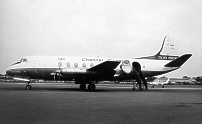 Photo of Channel Airways Viscount G-ALWF