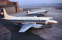 Photo of Starways Ltd Viscount G-APZB