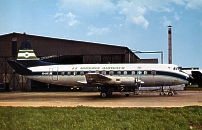 Photo of Nigeria Airways Viscount G-AVJB