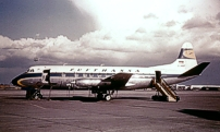 Photo of Deutsche Lufthansa AG Viscount D-ANIP after correction