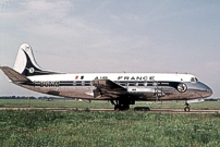 Air France Viscount F-BGNM