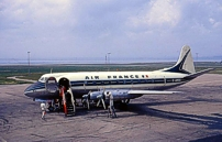 Photo of Air France Viscount G-AMOC