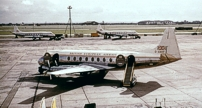 BEA - British European Airways Viscount c/n 66 G-ANHF