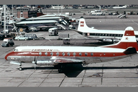 Photo of Cambrian Airways Viscount G-ALWF