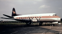 The refurbishment, both external and internal, by the aircraft's small but dedicated team continued through the 1980s.