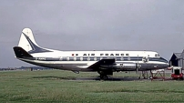 Photo of Air France Viscount G-AMNZ *