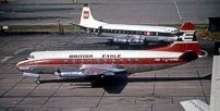 Photo of British Eagle International Airlines Ltd Viscount G-AMOE