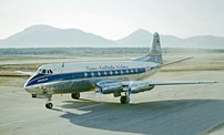 Photo of TAA - Trans-Australia Airlines Viscount VH-TVJ
