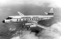 Photo of Viscount c/n 315