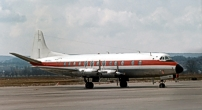 Photo of Montgomery Corporation Viscount ZK-BRE