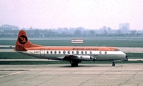 Photo of British Airways (BA) Viscount G-AOYP