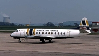 Photo of Jersey Air Ferries Viscount G-AOYP