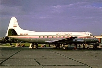 Photo of United Iranian Airlines Viscount EP-AHA