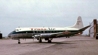 Photo of Transair (Canada) Ltd Viscount CF-TGI