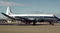 Photo of RAAF Viscount A6-436
