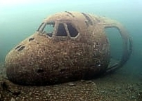 Photo of the National Diving Centre Viscount G-AWXI