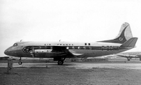 Photo of Viscount c/n 8