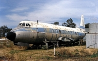 Photo of Toowoomba Aviation Museum Viscount VH-TVL