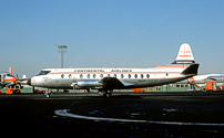 Photo of Continental Airlines Viscount N244V