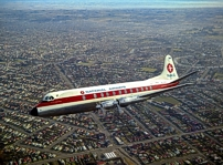 Photo of NAC - New Zealand National Airways Corporation Viscount ZK-BRF