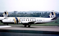 Photo of British Air Ferries (BAF) Viscount G-AVJB