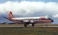 Photo of Viscount c/n 416