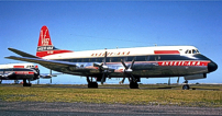 Photo of ANSETT-ANA Viscount VH-RMI