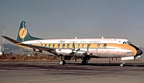 Photo of Servicios Aereos Nacionales (SAN) Viscount HC-ATV