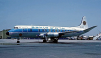 Photo of Arkia - Israel Inland Airlines Ltd Viscount 4X-AVG