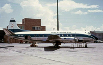 Air Rhodesia Viscount c/n 298 VP-WAT.