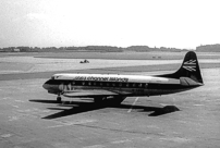 BEA - British European Airways Viscount c/n 253 G-AOHW.
