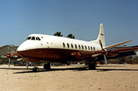 Photo of Go Transportation Inc Viscount N180RC c/n 51 May 1982