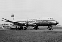 Photo of South African Airways (SAA) Viscount ZS-CDW