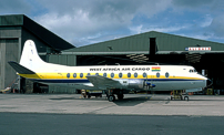 Photo of West Africa Air Cargo Viscount 9G-ACL