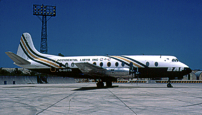 Photo of Occidental of Libya Inc Viscount G-AOYN