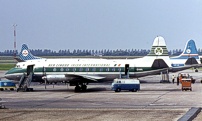Photo of Aer Lingus Viscount EI-AKL c/n 423 July 1964