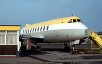 Photo of Northeast Airlines (UK) Viscount G-AMOE