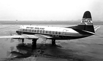 Photo of Air Anglia Viscount G-AZLP