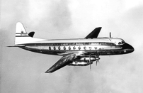 Photo of Central African Airways (CAA) Viscount VP-YNA