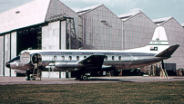 Photo of CAA - Central African Airways Viscount c/n 101 VP-YND